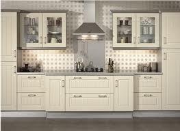 Modular kitchen for a modern home for Straight line kitchen designs