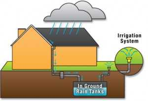 rain water harvesting system its advantages