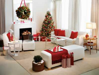 christmas decoration ideas for your home - Christmas House Decoration Ideas