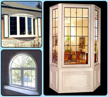 Go artistic with your home windows for Best replacement windows for log homes