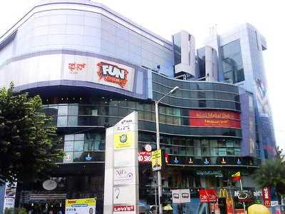 Increasing Mall Culture in Bangalore outskirts