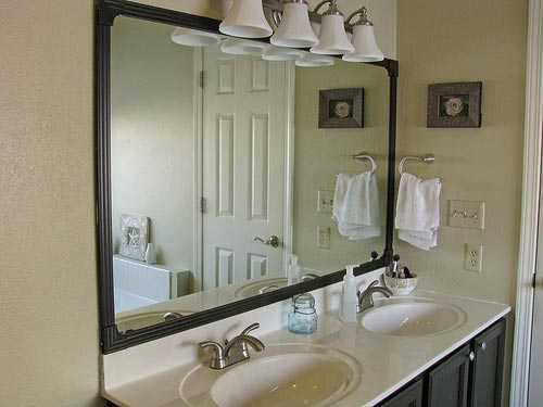 Tips For An Easy Bathroom Makeover