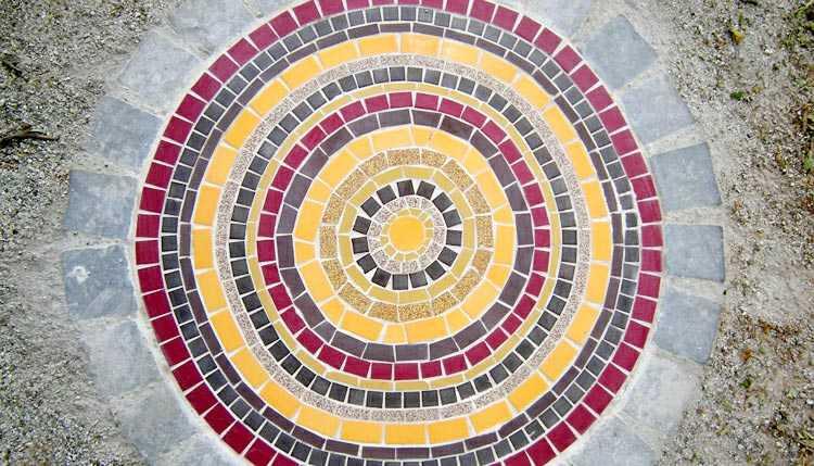 Mosaic Art a trend in Home Decor | CommonFloor.com | Articles |