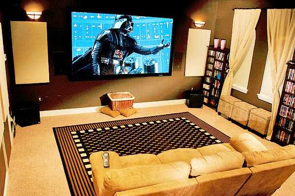 Guide for home theater system | Plan your home theater design ...