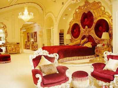 Mannat house interior Shahrukh khan home inside