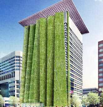 Vertical garden ideas for your apartment