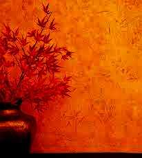 wall texture painting stimulates the sight and touch of the wall - Textured Wall Designs