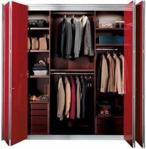 Modern Wardrobe Design