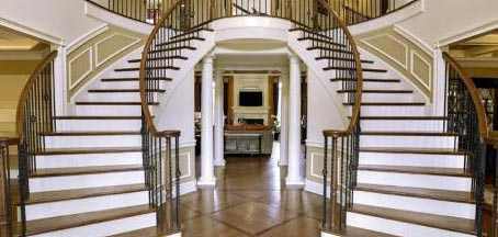 Modern Staircase Design For House In India