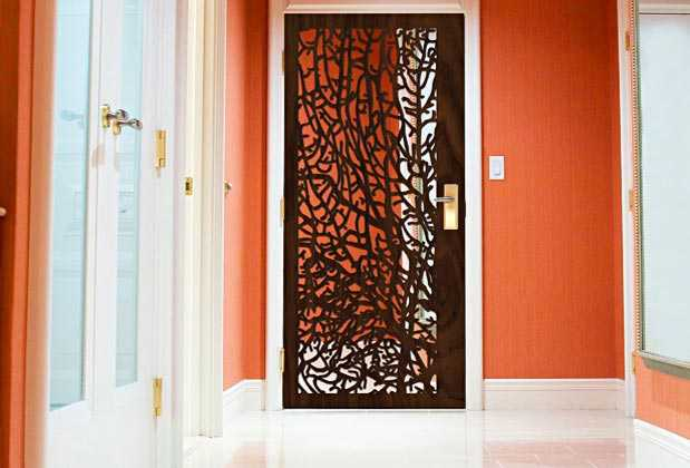Main entrance location for Entrance door designs for flats in india