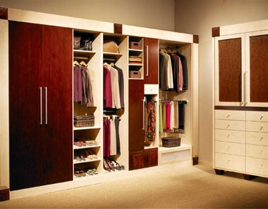 Wardrobe cabinet ideas interior design home decor for Contemporary wardrobe designs india