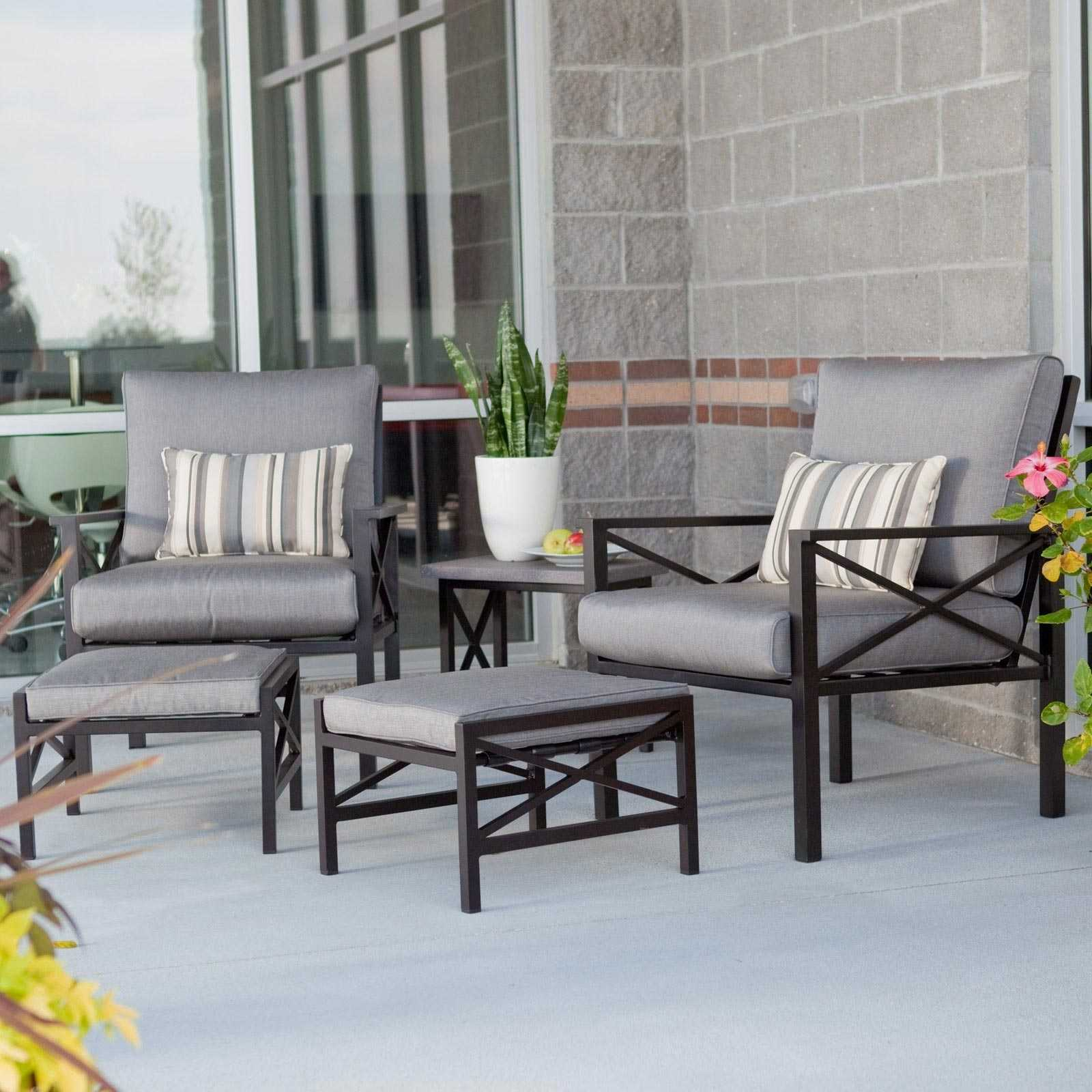 Eco friendly furniture for your balcony