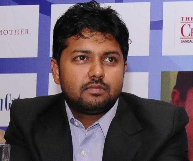 Challenges in Indian Real Estate : <b>Sanjay Raj</b> - Sanjay-Raj-EDCEO-Golden-Gate-Properties-Pvt-Ltd