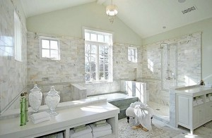 How to create a luxurious bathroom in your home
