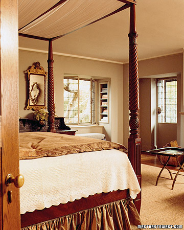 Inspired Ideas Five Bedroom Ideas That We Fell In Love With: earth tone bedroom