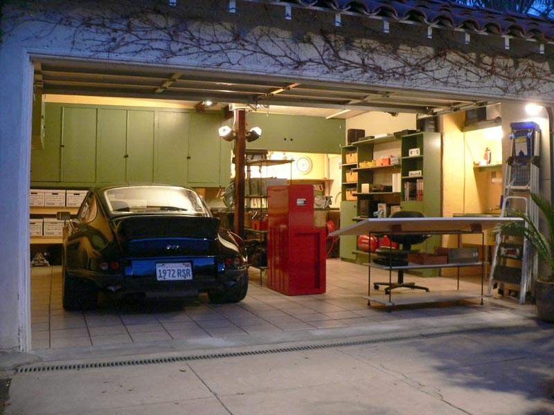 Organise Your Garage In An Apartment
