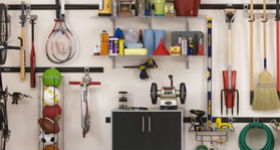 Tips to clear and organise your garage in an apartment for Garage floor cleaning tips