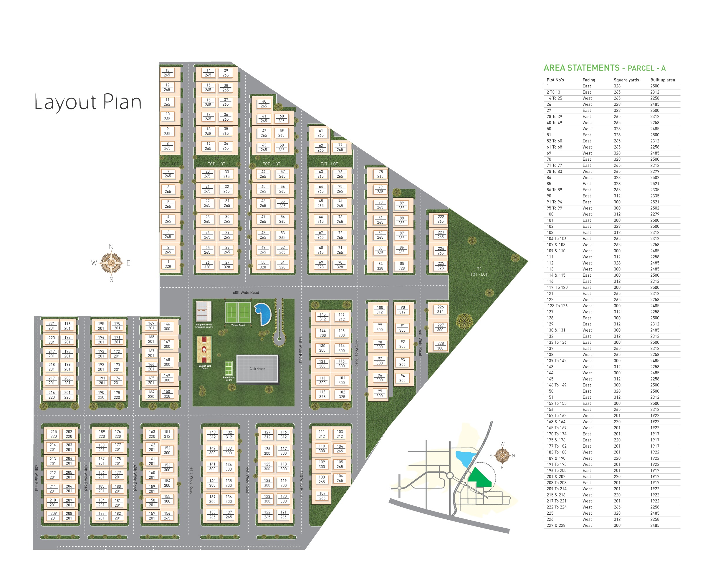 Discovery City Gardenia Grove In Srisailam Highway