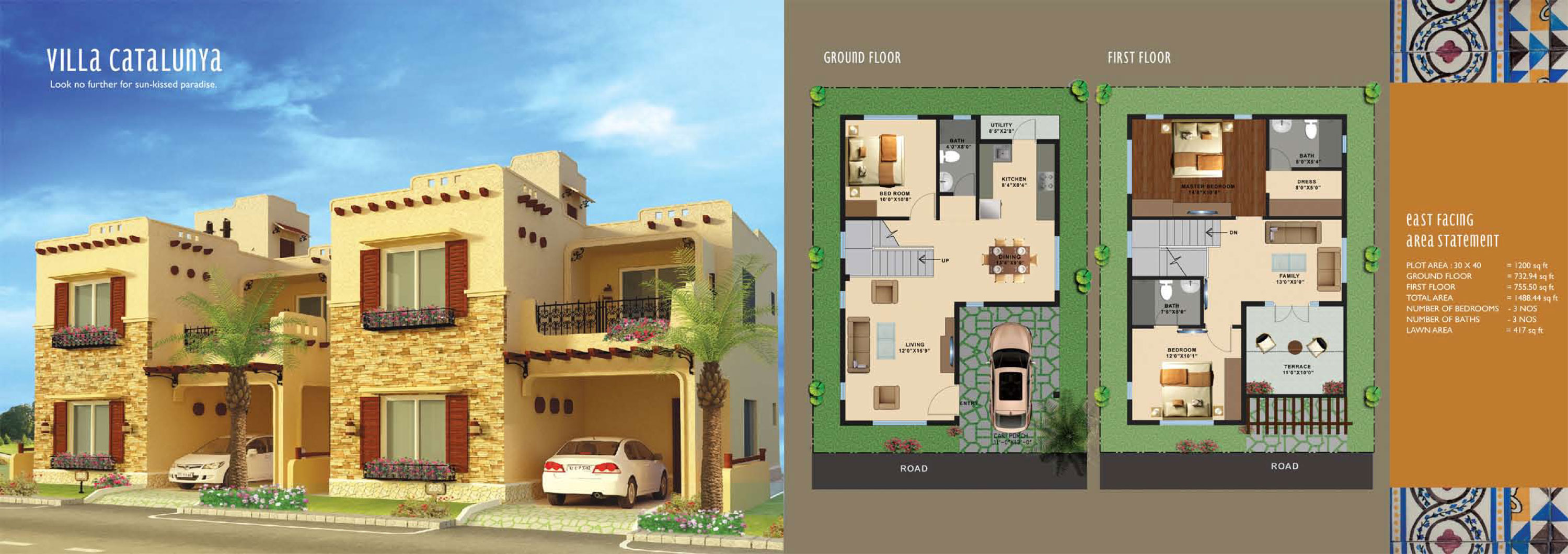 30 x 40 first floor house plans for Duplex house plans indian style 30 40